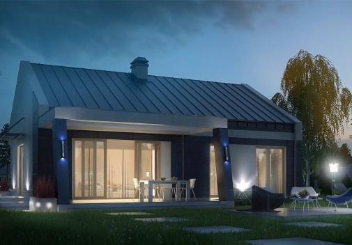 Проект будинку Z256 у Києві
