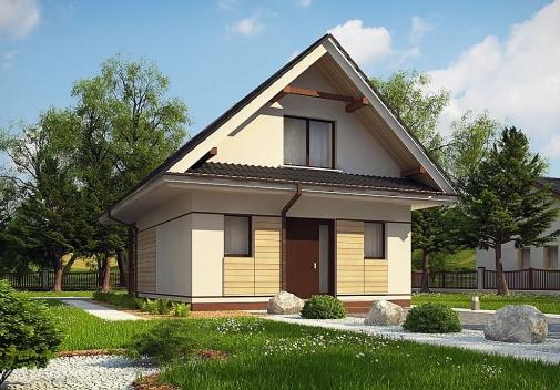 Проект будинку Z362 у Києві