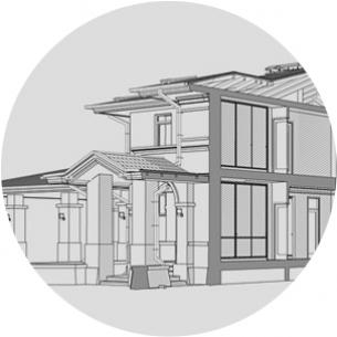 КОРОБКА   фасад Окна Свесы кровли, водосточная система   от 10 000грн/м2