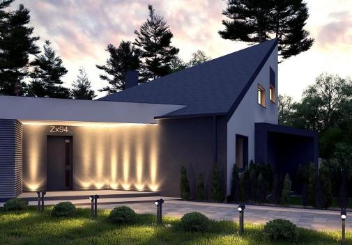 Проект будинку Zx94