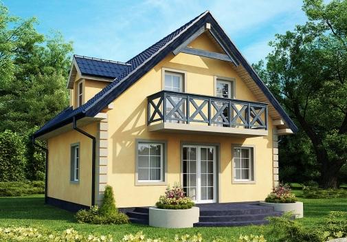 Проект будинку Z1 у Києві