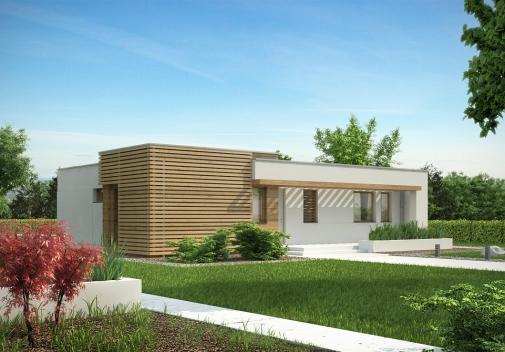 Проект будинку Zx53 v1 в Киеве