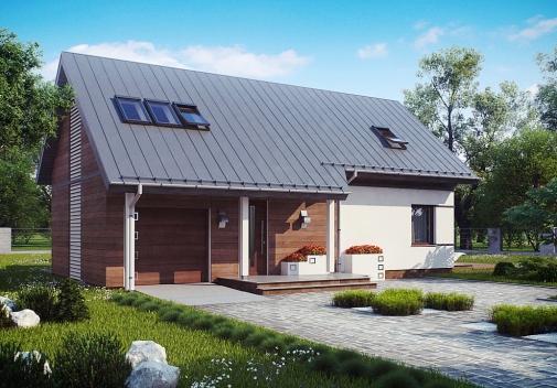 Проект будинку Z226 у Києві