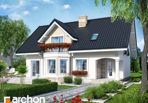 Проект будинку Будинок в авокадо 2 у Києві