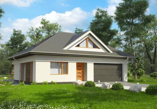 Проект будинку Z306 у Києві