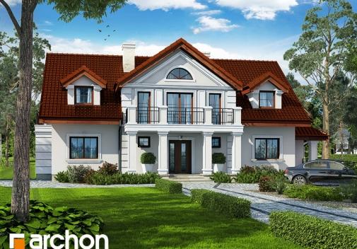 Проект будинку Будинок під кленом (П) у Києві