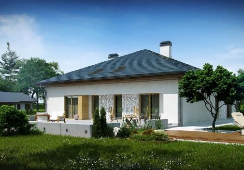 Проект будинку Z51 в Киеве