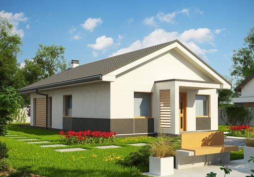 Проект будинку Z329 у Києві