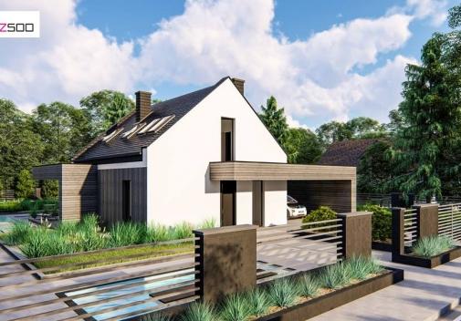 Проект будинку Z467