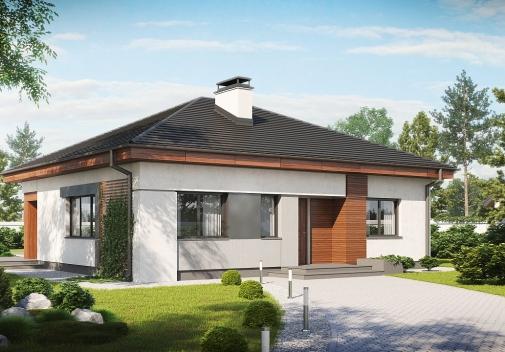 Проект будинку Z273 у Києві