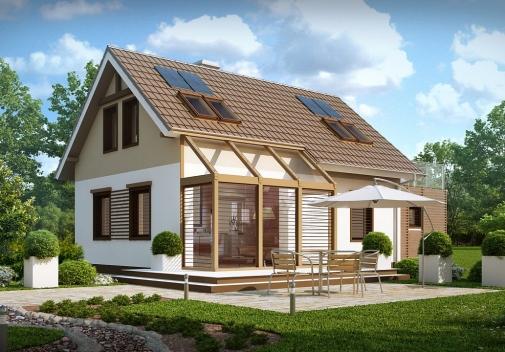 Проект будинку Z220 у Києві