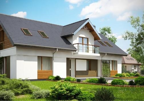 Проекти будинків для двох сімей