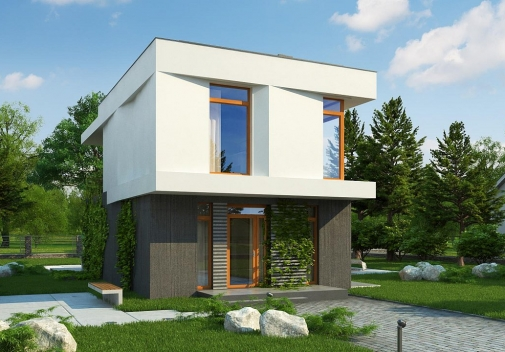 Проект будинку Z397 в Киеве