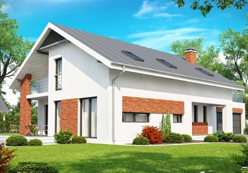 Проект будинку Z161 у Києві