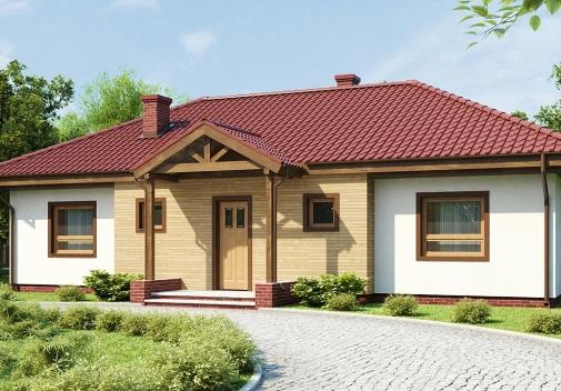 Проект будинку Z5