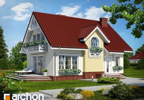 Проект будинку Будинок в солодках вер.2 у Києві