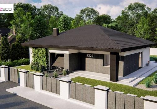 Проект будинку Z429