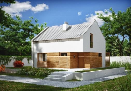 Проект будинку Z229 в Киеве