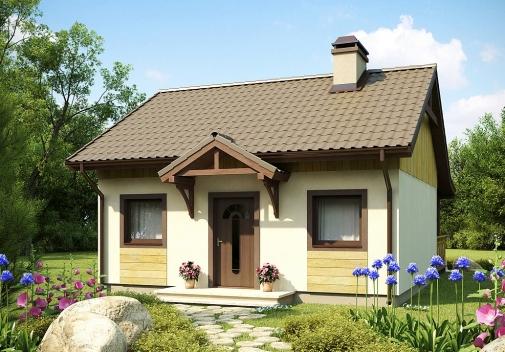 Проект будинку Z60 в Киеве