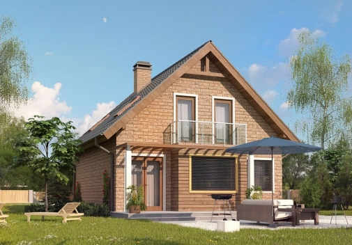 Проект будинку Z99 k у Києві