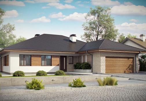 Проект будинку Z301