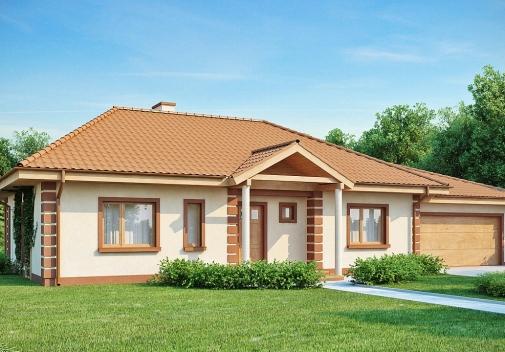Проект будинку Z86 у Києві
