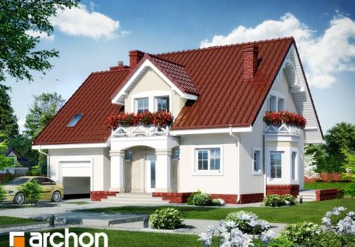 Проект будинку Будинок в тамариску 4 вер.2 у Києві