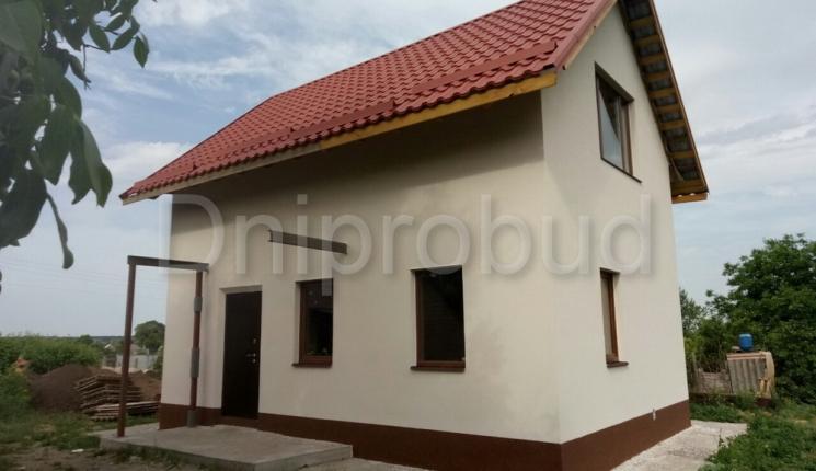 Компактний гостьовий будинок