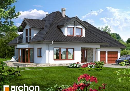 Проект будинку Будинок в чорнушці (Г2) вер.2 у Києві