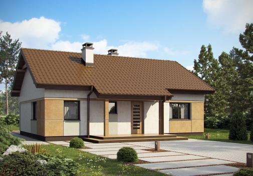 Проект будинку Z253 у Києві