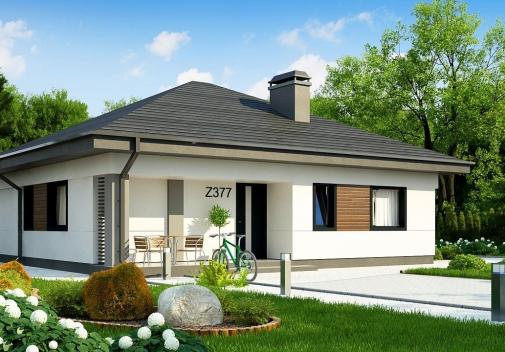 Проект будинку Z377 у Києві
