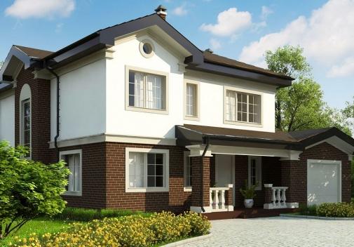 Проект будинку Zz2