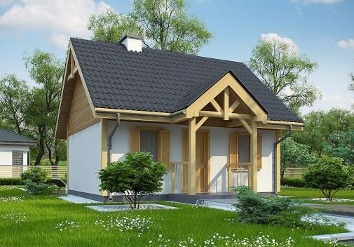 Проект будинку Z352 в Киеве