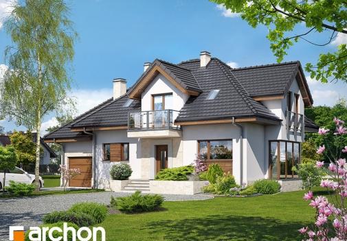 Проект будинку Будинок у вербені (Н) вер.2 у Києві