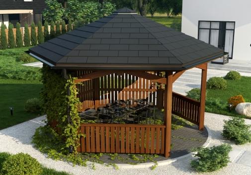Проект дома Za2 в Киеве