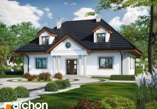 Проект будинку Будинок в айстрах вер.2 у Києві