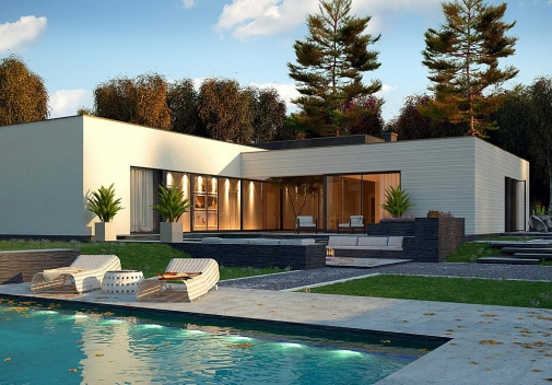 Проект будинку Zx99