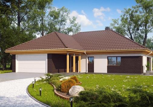 Проект будинку Z144 у Києві