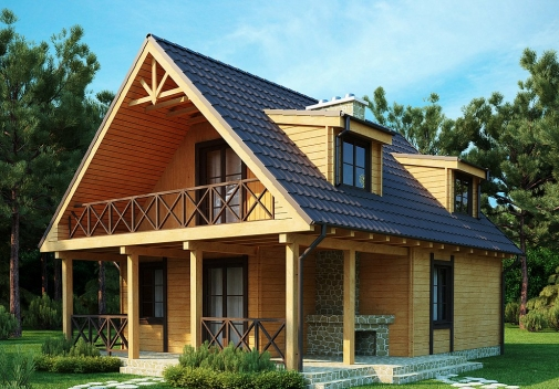 Проект будинку Z30 у Києві