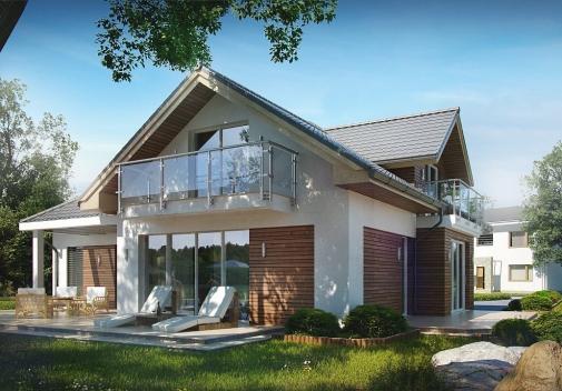 Проект будинку Z275 в Киеве