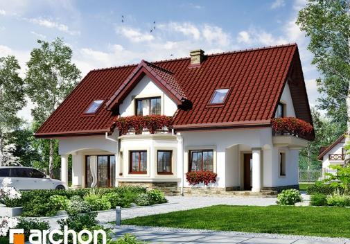 Проект будинку Будинок в майорані 2 вер.2 у Києві