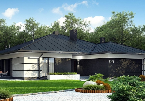 Проект будинку Z378 в Киеве