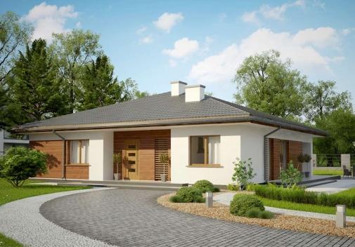 Проект будинку Z321 S у Києві