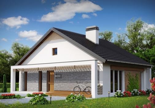 Проект будинку Z242 у Києві