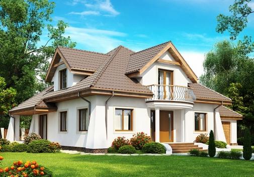 Проект будинку Z109 в Киеве