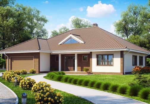 Проект будинку Z26