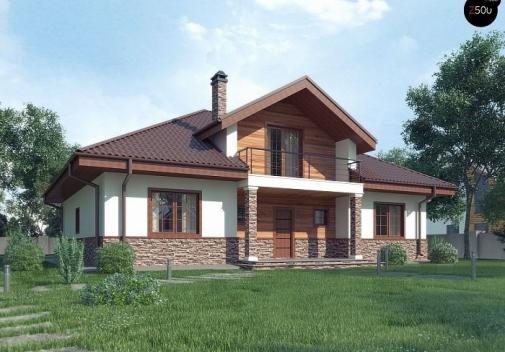 Проект будинку Z10 stu bk minus в Киеве