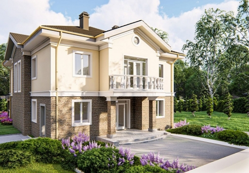 Проект будинку Zz12 в Киеве