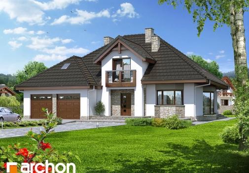 Проект будинку Будинок в калатеях вер.2 у Києві