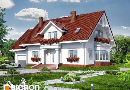 Проект будинку Будинок в каллах 2 вер.2 у Києві